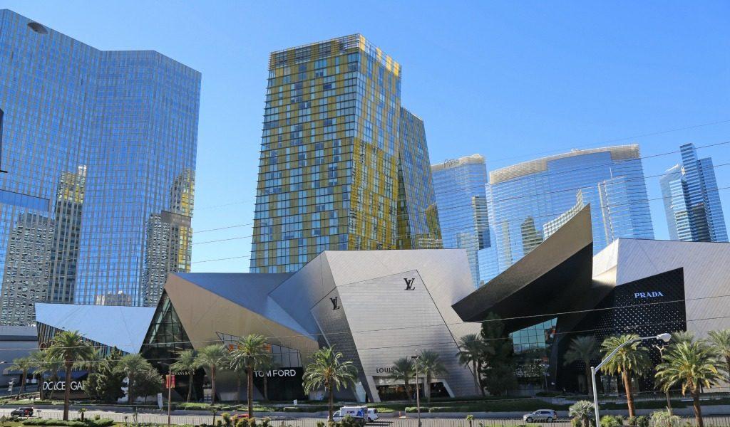 City Center - High Rising Vegas