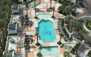 Sky Las Vegas condo